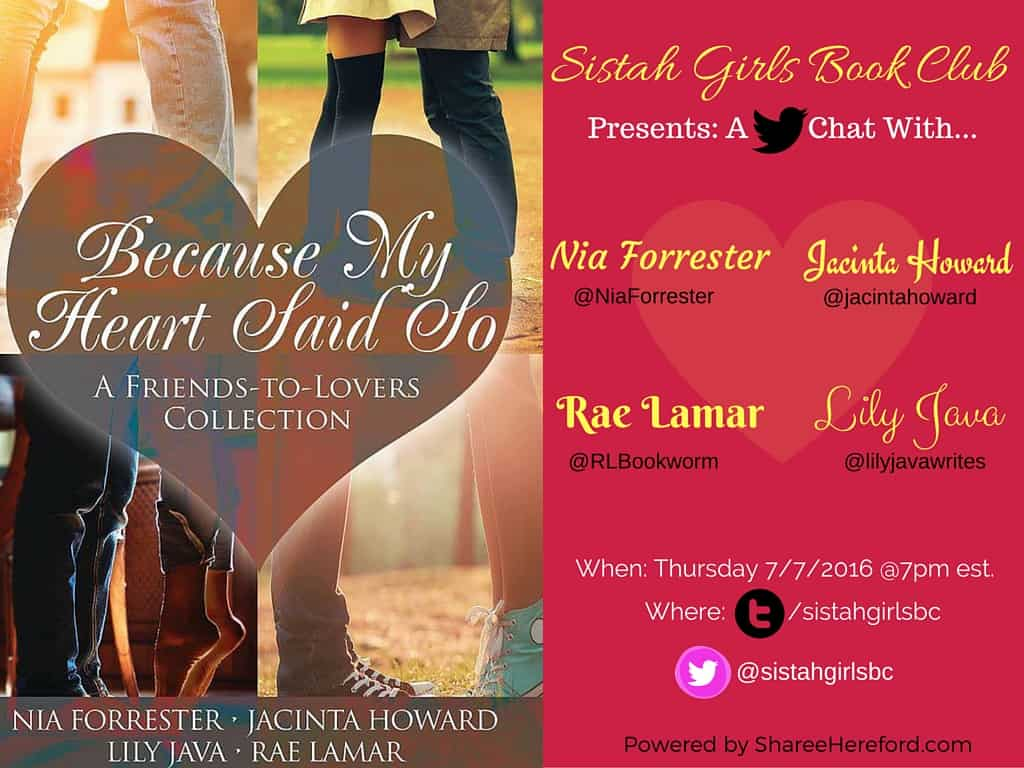 """Recap: """"Because My Heart Said So"""" Twitter Chat"""
