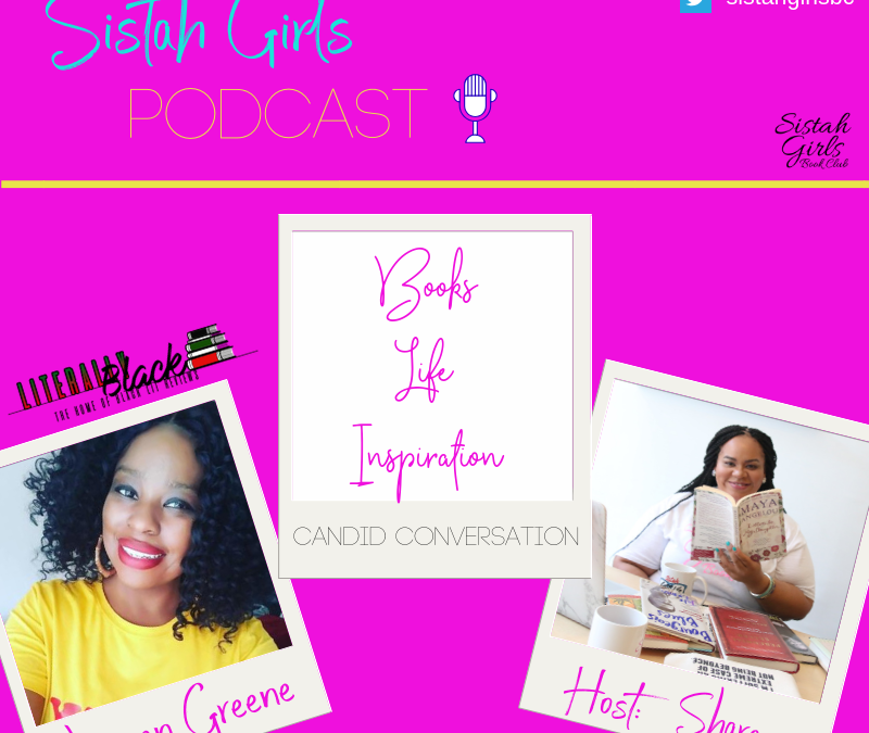 Interview with Jazmen Greene Founder of Literally Black 'The Home of Black Lit Reviews'