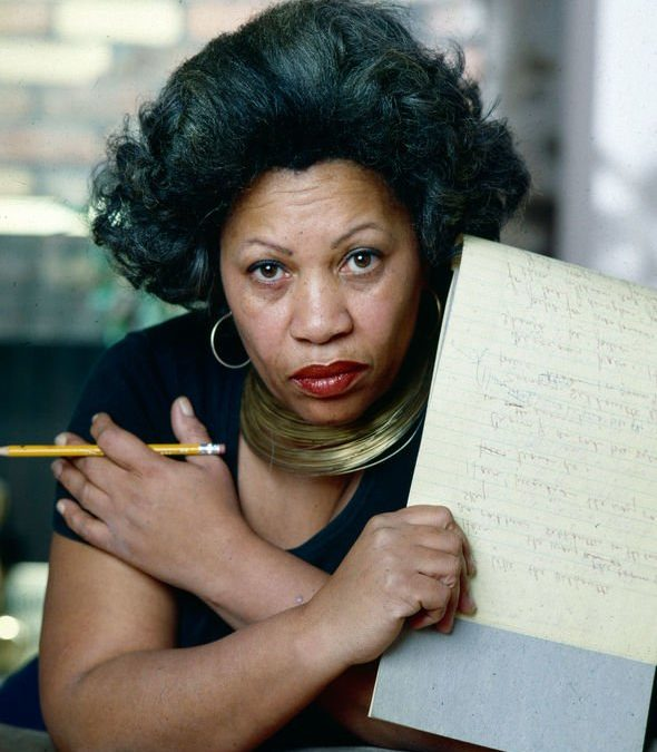 Toni Morrison at Portland State, 1975: 'Nobody really thought that Black people were inferior.' [Full-Audio]