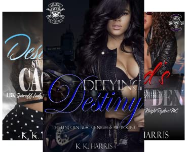 All Formats Kindle Edition Lincoln Black Knights MC (4 book series) by K. Harris