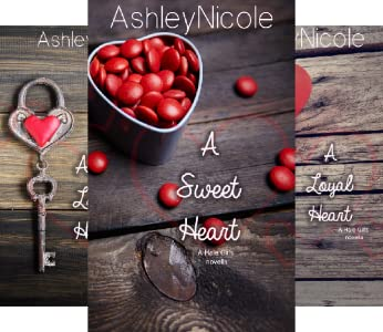 The Hale Girls (3 book series) by Ashley Nicole
