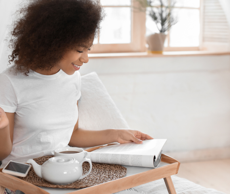 10 Black Romance Novels Paired With Ivy's Tea