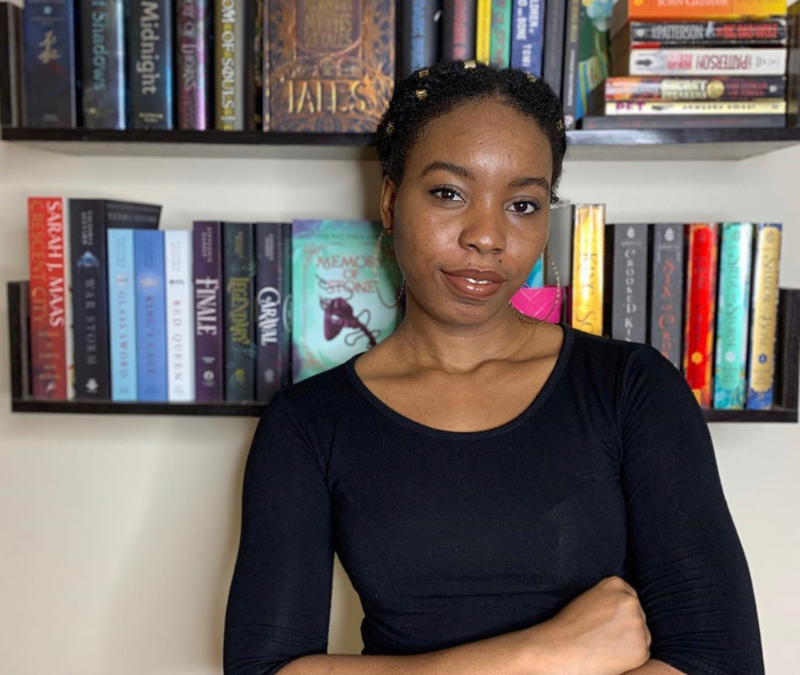 Nigerian Author Chio Zoe Answers 6 Questions