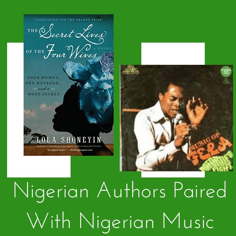 7 Novels By Nigerian Authors Paired with Nigerian Music