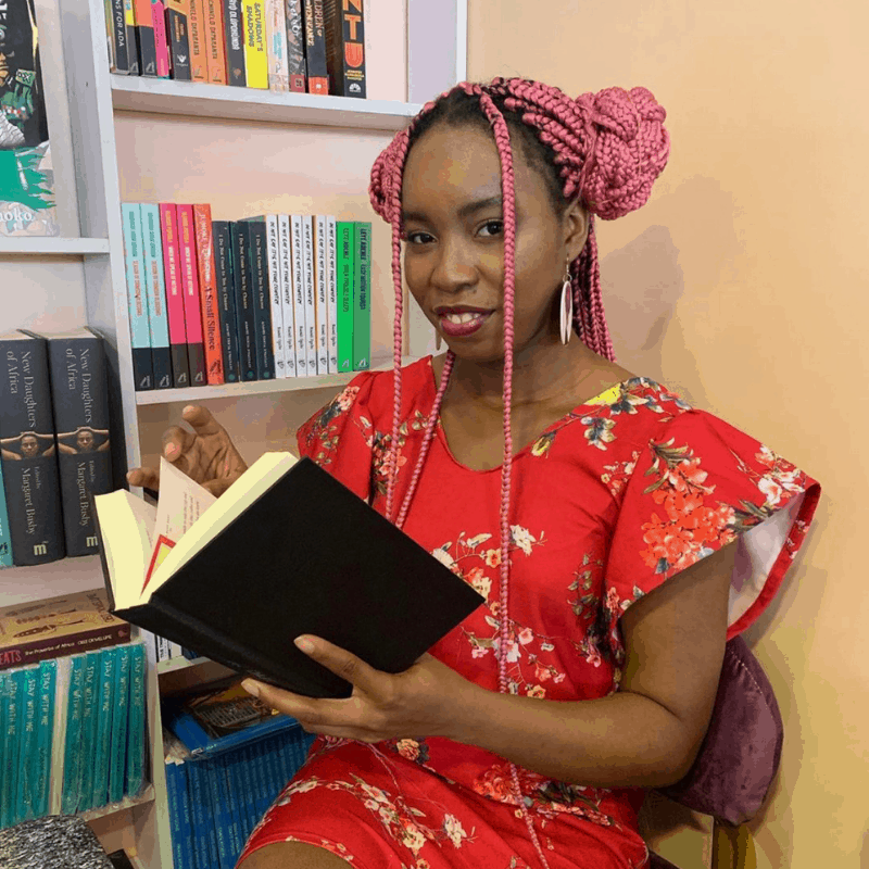 6 QUESTIONS WITH AUTHOR CHIO ZOE