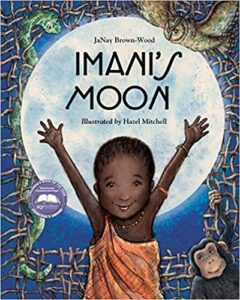 Imani's Moon by Janay Brown-Wood