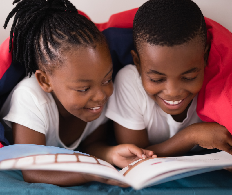 11 Children's Books By Black Authors To Read During Black History Month