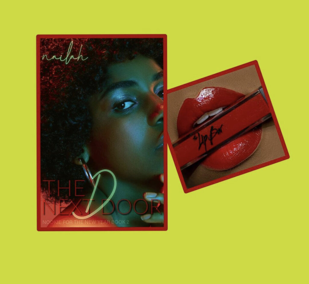 Taima Rolle-Shades-N-Pages