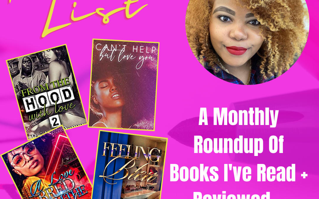 The Lex List: March Was LIT! (Books + Reviews)