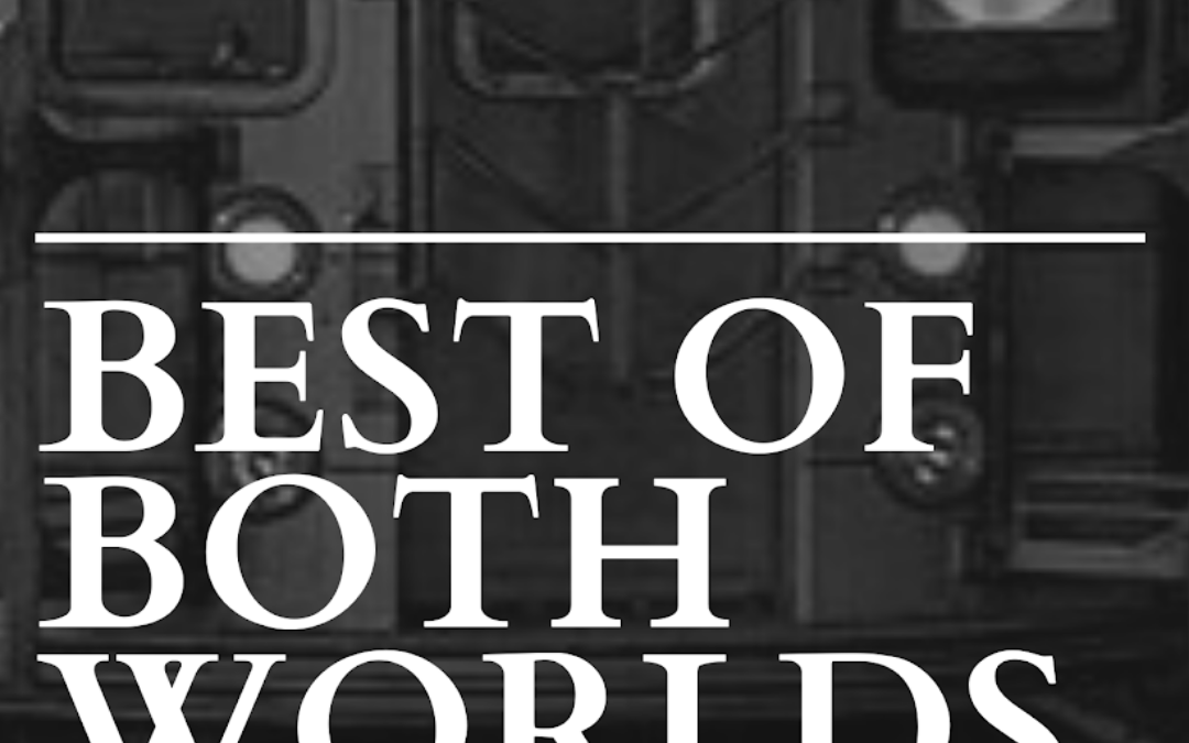 Short Story: Best of Both Worlds by Adriana Woolley [Readers Vote]