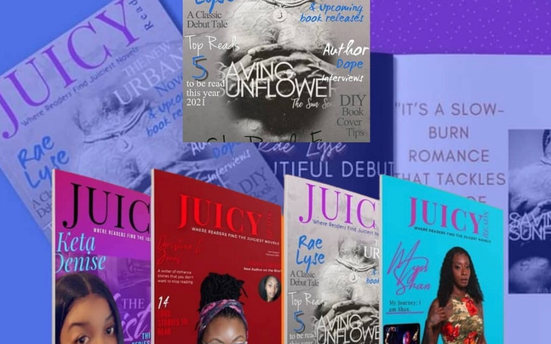 Juicy Reads Is The Magazine For Lovers of Black Lit [Interview]