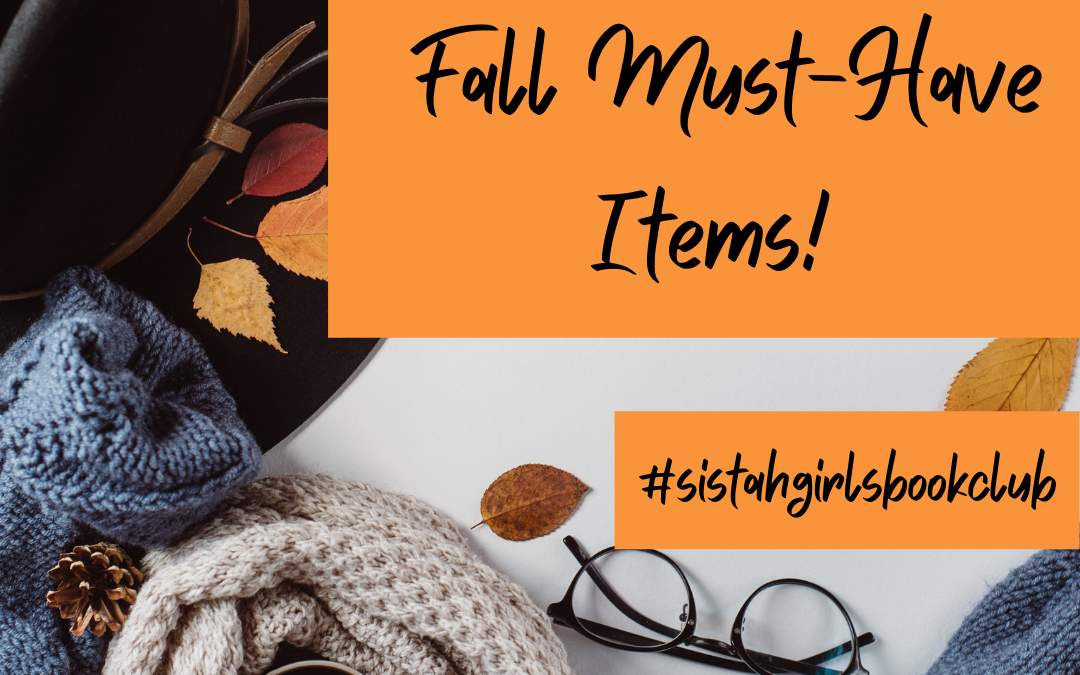 9 Black Authors Share Their Fall Must-Have Items When Writing